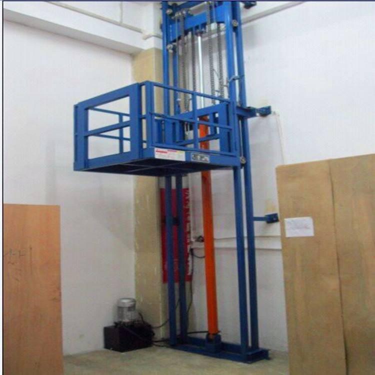 0.8T液压单轨升降货梯